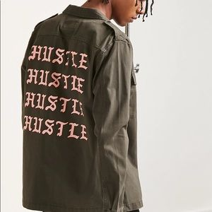 Hustle Graphic Shirt